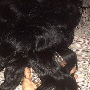 Accessories - Half wig color 1 shoulder length